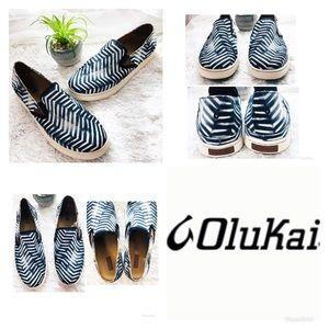 OluKai | Pehuea Slip On Sneakers Shoes